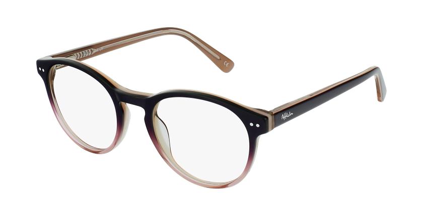 Óculos graduados criança LIV PU (TCHIN-TCHIN +1€) violeta - vue de 3/4