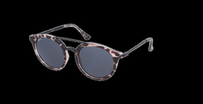 a3f8c99884db1 ... Óculos de sol senhora ITABATA tartaruga  preto - Vista de frente.  guardar em favoritos