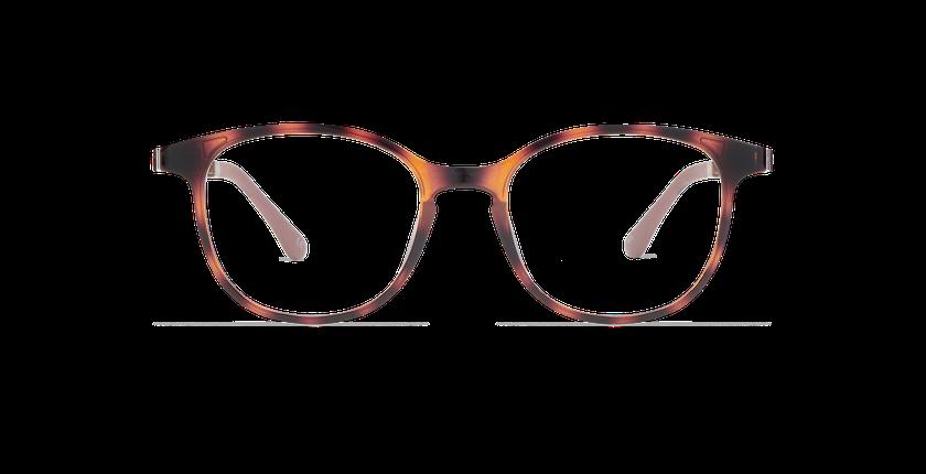 Gafas graduadas mujer SMART TONIC 09 carey - vista de frente