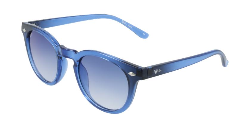 Óculos de sol GETAFE BL azul - vue de 3/4
