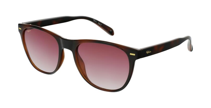 Óculos de sol MIRAMAR TO2 tartaruga/castanho - vue de 3/4