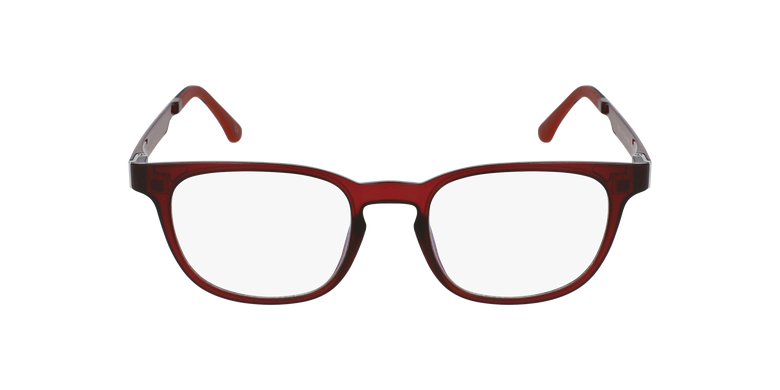 Gafas oftálmicas hombre MAGIC 33 BLUEBLOCK rojo