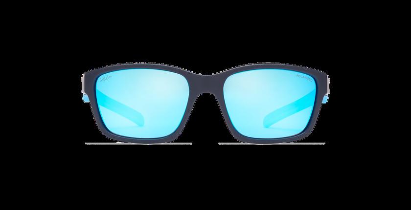 Gafas de sol niños JOE azul - vista de frente