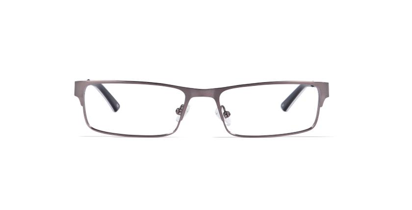 Óculos graduados homem HUGO GU (TCHIN-TCHIN +1€) verde - Vista de frente