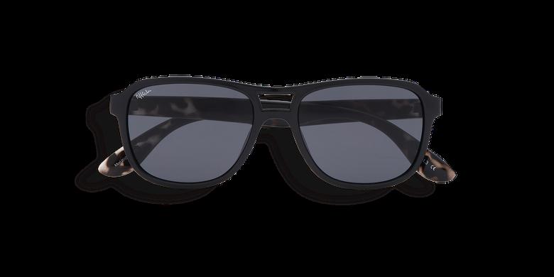 Óculos de sol homem BIGROCKA (Tchin-Tchin +1€) preto/tartaruga