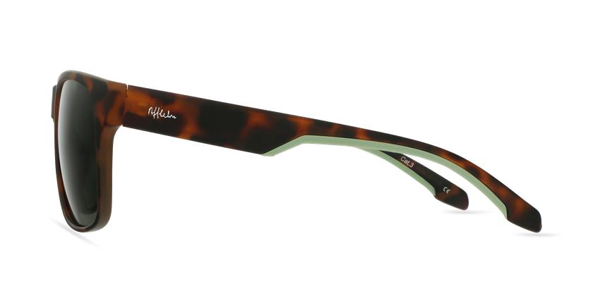Óculos de sol homem ADRI TO tartaruga - Vista lateral
