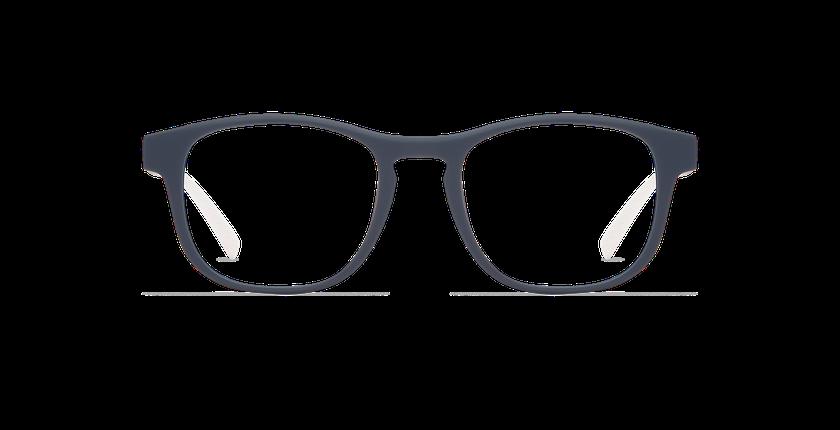 d4f9c6676 ... Óculos graduados DUNK azul - SPH8389 azul/branco - Vista de frente ...