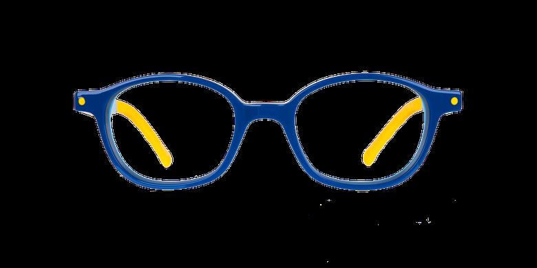 Óculos graduados criança CARL1 vermelho/laranja