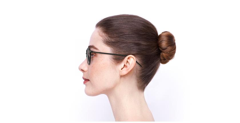 Óculos graduados MAGIC 74 GY cinzento - Vista lateral