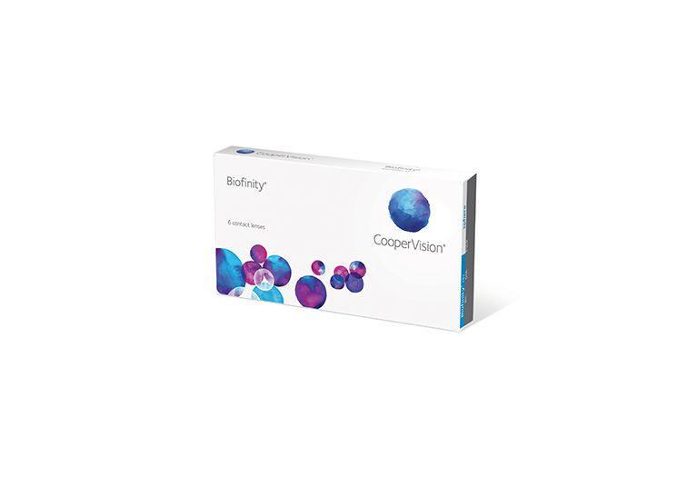 Lentilles de contact Biofinity® 6L