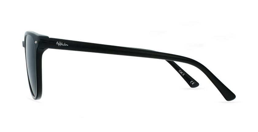 Óculos de sol JACK BK preto - Vista lateral