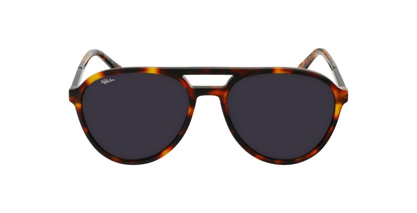 Óculos de sol homem JONAS TO tartaruga  - Vista de frente