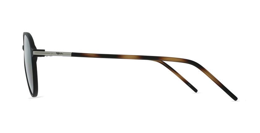 Lunettes de vue MAGIC 75 noir/écaille - Vue de côté