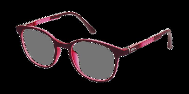 Óculos graduados criança MAGIC 80 PK - ECO FRIENDLY rosavue de 3/4