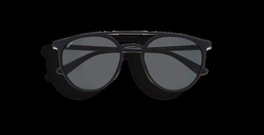 492ee9b5a ... Óculos de sol MILAGRO (Tchin-Tchin +1€) preto - Vista de ...