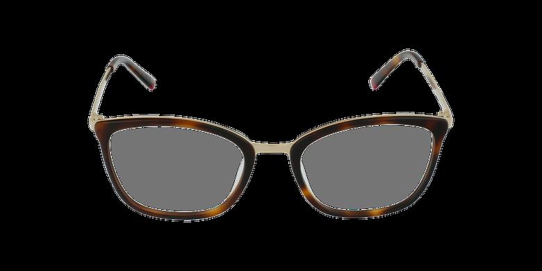 Lunettes de vue femme BEETHOVEN doré/écaille
