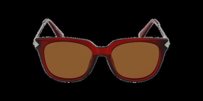 Óculos de sol senhora VETEAA RD vermelho/prateado