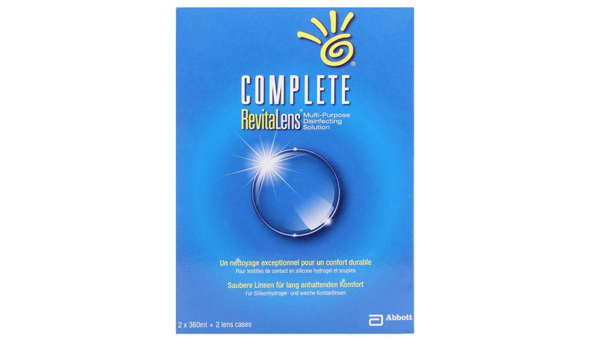Complete Revitalens 2x360 ml - vue de face
