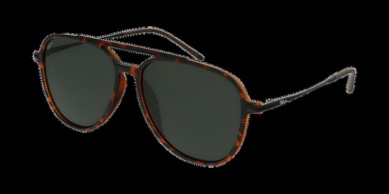 Óculos de sol homem RILEY POLARIZED TO tartaruga/preto