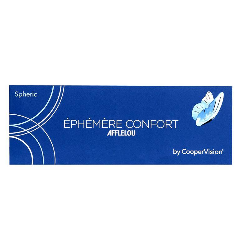 Lentilles de contact Ephémère Confort Silicone Hydrogel 30L