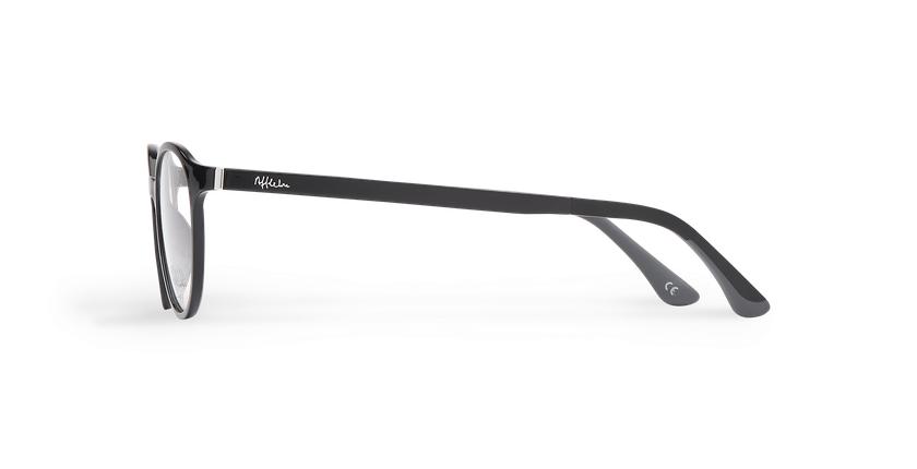 Óculos graduados senhora MAGIC 22 preto - Vista lateral