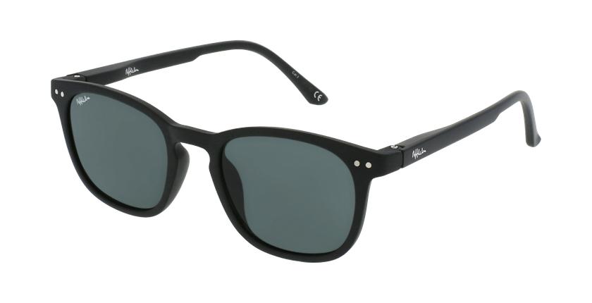 Óculos de sol criança VALME BK preto - vue de 3/4