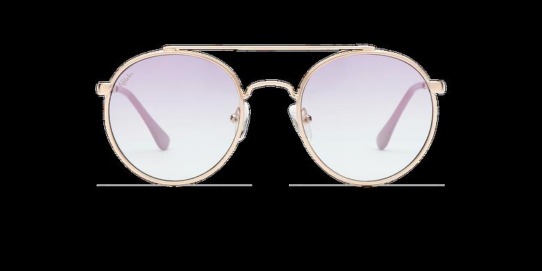 Óculos de sol MOHO GDBL dourado/azul