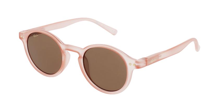 Óculos de sol criança LIO PK rosa - vue de 3/4