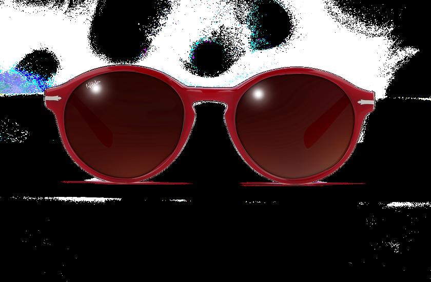 Lunettes de soleil femme POSEIDON rose - danio.store.product.image_view_face