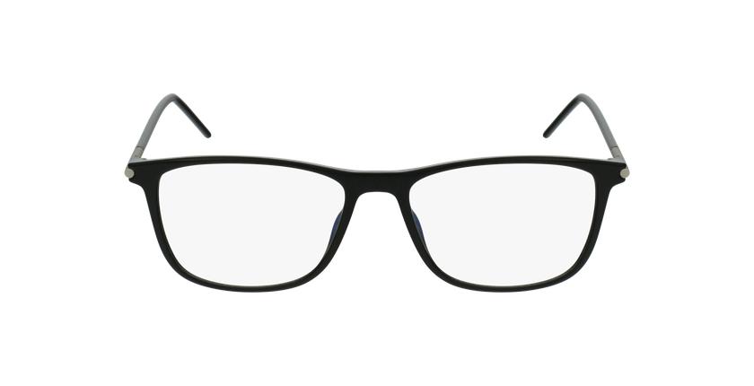 Lunettes de vue homme TMF73 noir - Vue de face