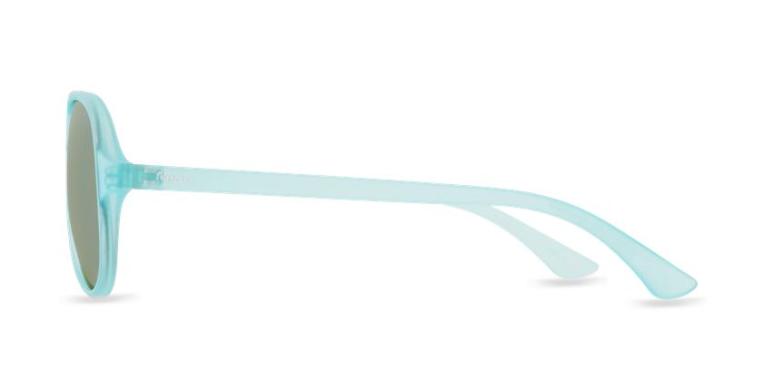 Óculos de sol criança RONDA GR verde - Vista lateral