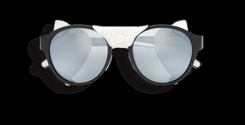 Gafas de sol mujer FLOCON negro - vista de frente