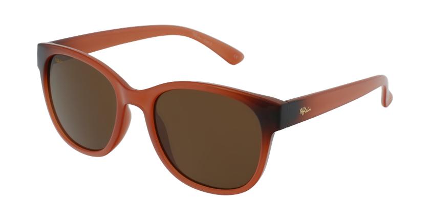 Óculos de sol criança VANIA PK laranja - vue de 3/4