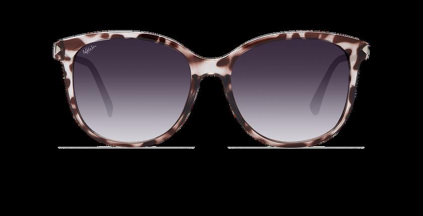 Gafas de sol mujer UNCIA carey - vista de frente