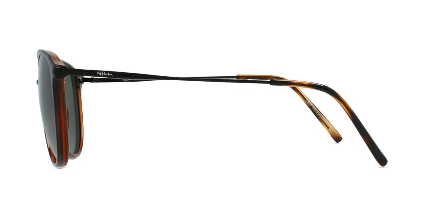 Óculos de sol homem SALCEDO TO tartaruga  - Vista lateral