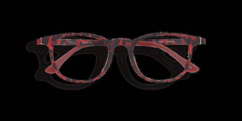 Óculos graduados homem SMART TONIC 20 vermelho/tartaruga