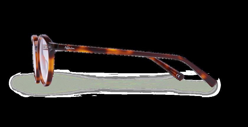 Lunettes de vue homme RENAN écaille - Vue de côté