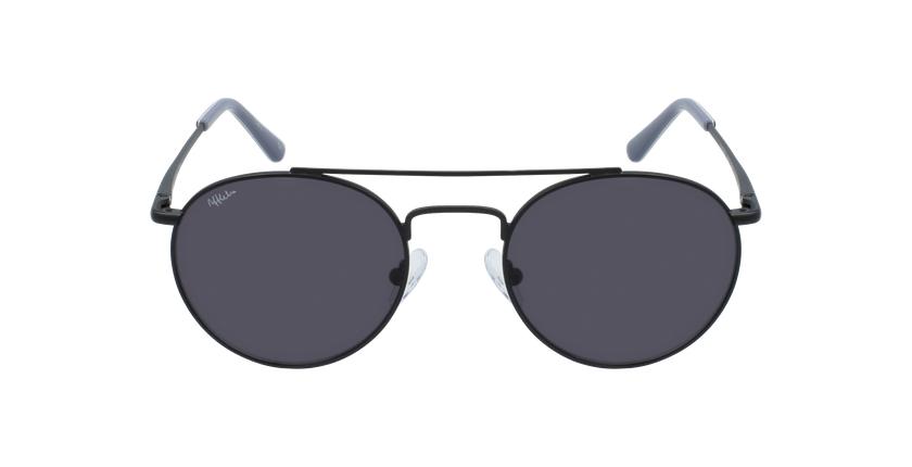 Óculos de sol SOFIANE BK preto - Vista de frente