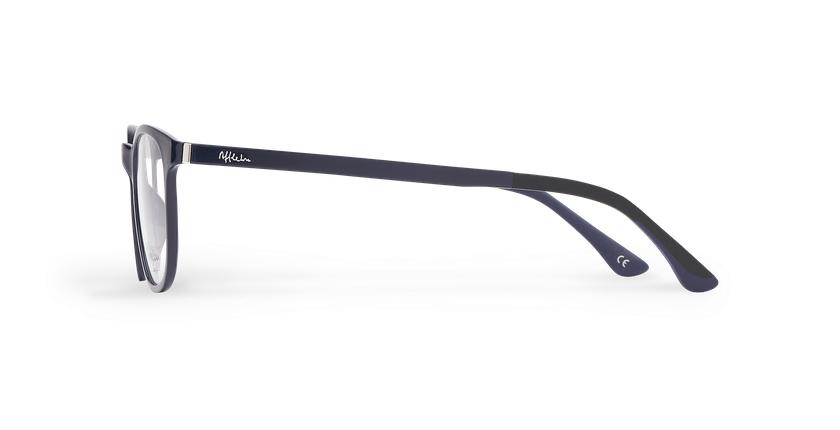 Óculos graduados homem MAGIC 20 azul - Vista lateral