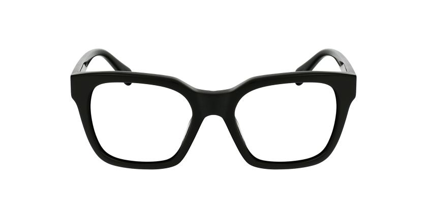 Óculos graduados senhora ALIENOR BK (TCHIN-TCHIN +1€) preto - Vista de frente