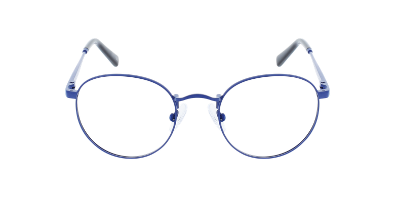 Lunettes de vue enfant MILAN bleuVue de face