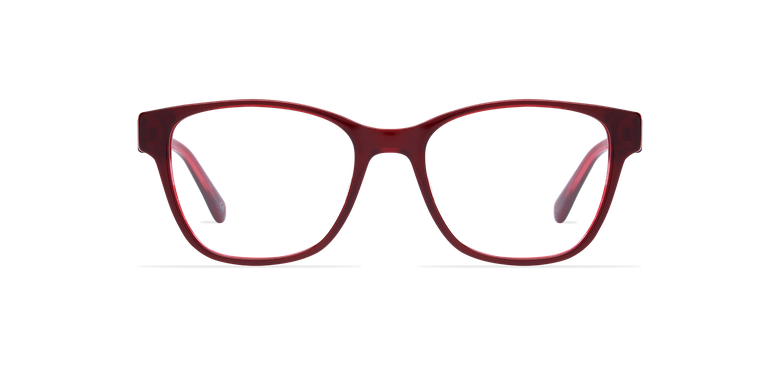 Gafas oftálmicas mujer KIERA rojo