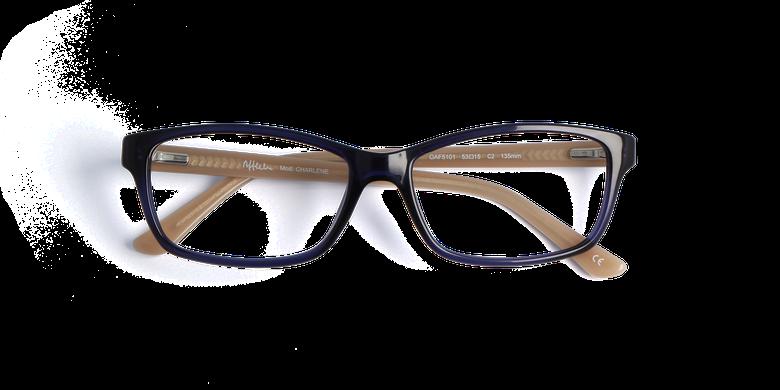 Lunettes de vue femme CHARLENE bleu