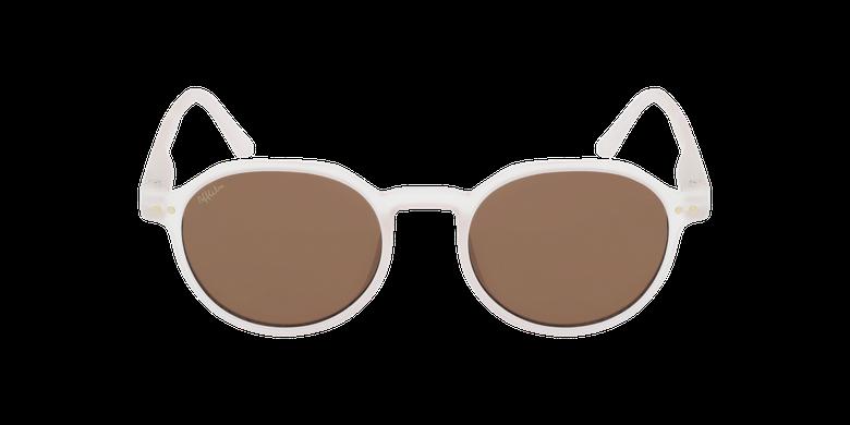 Lunettes de soleil enfant PAZ roseVue de face