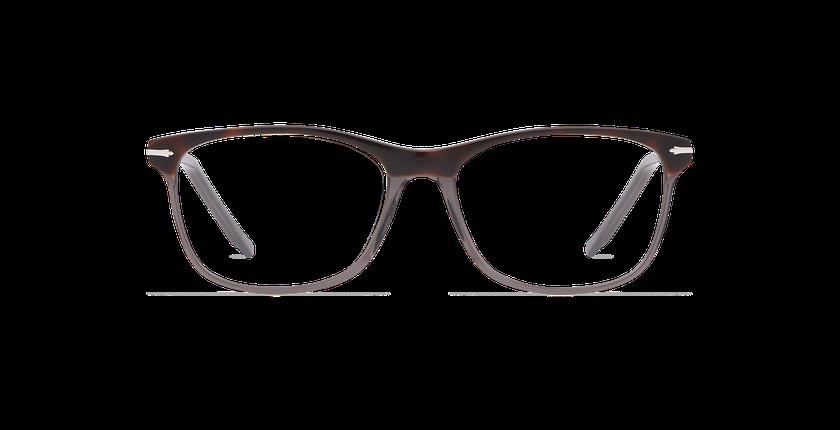 Gafas graduadas hombre ARBOIS carey/gris - vista de frente