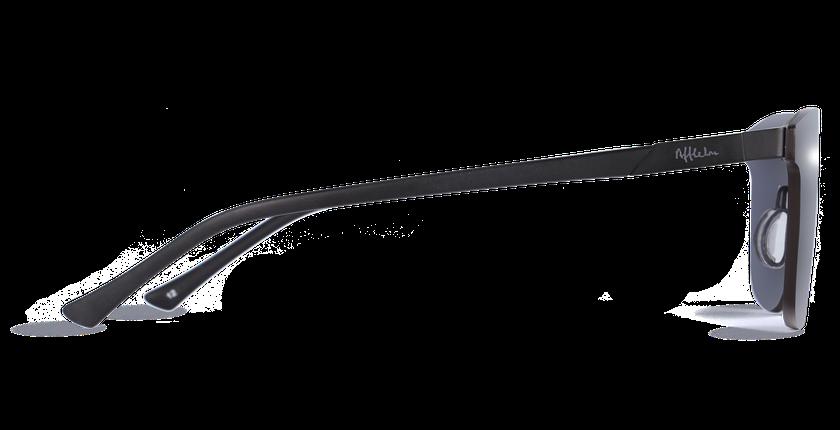 Lunettes de soleil homme COSMOS1 noir - Vue de côté