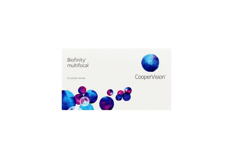 Lentilles de contact Biofinity® multifocal 6L