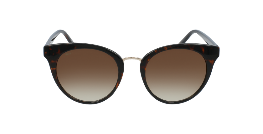 Óculos de sol senhora MAUD TO01 tartaruga  - Vista de frente