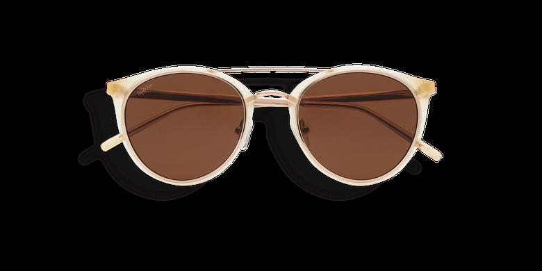 Óculos de sol senhora BELICIA (TCHIN-TCHIN +1€) amarelo/dourado
