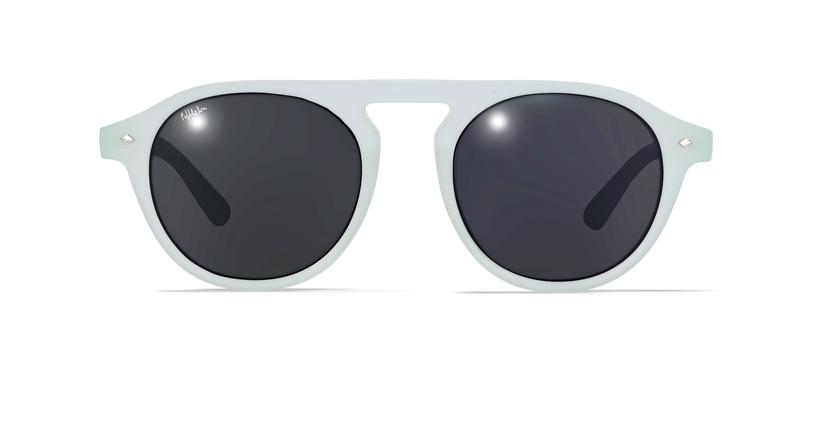 Gafas de sol mujer ACAPULCO verde - vista de frente